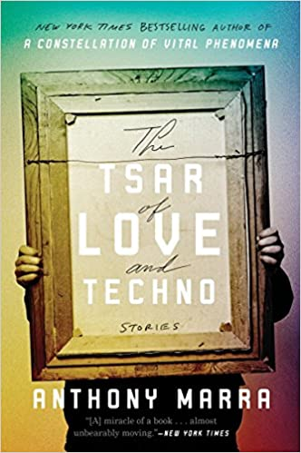 cover image Tsar of Love and Techno
