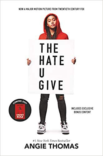 cover image Hate U Give