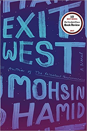cover image Exit West
