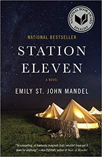 cover image Station Eleven